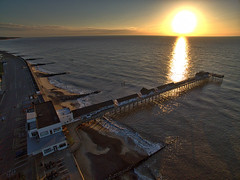 Southwold Pier (LKB_Photography) Tags: canon suffolk southwold drone southwoldpier bigstopper