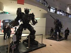 (ppepsol) Tags: galeria poland polska transformers figur d manufaktura figury blacha stalowych