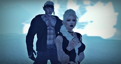 Make This Go On Forever (Ava Lov) Tags: night secondlife ghosts ghostship