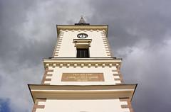Hjo kyrka (explore) (eva_art1) Tags: kyrka hjo fotosondag iskyn fs160424
