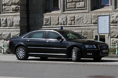 Vehicles Fleet Minister of Defence german Armed Forces (Combat-Camera-Europe) Tags: audi bos protection polizei koblenz bundeswehr armoured b3 bwb ministryofdefence schutz germanarmedforces armouredvehicles bainbw heavyprotection