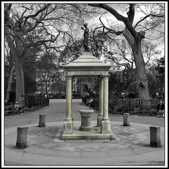 'Temperance' -- Henry Cogswell Temperance Monument in Tomkins Square New York (NY) April 2016 (Ron Cogswell) Tags: temperance roncogswell tomkinssquareparknewyorkny henrycogswelltemperancemonumentny