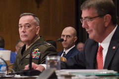 160427-D-HU462-031 (Chairman of the Joint Chiefs of Staff) Tags: usa money washington districtofcolumbia budget congress hearing capitolhill senate finance secdef sacd cjcs fy17