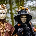 Costumés de Venise aux Jardins d'Annevoie thumbnail