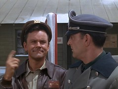 One weird POW camp (Vicki12692) Tags: pairs males bobcrane victorfrench