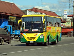 Del Norte Fighters 1068 (Monkey D. Luffy 2) Tags: road city bus public photography photo nikon philippines transport vehicles transportation coolpix vehicle society davao philippine jinbei enthusiasts almazora philbes