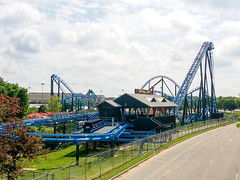 Lightning Run (Midgetman82) Tags: kentucky amusementpark louisville kentuckykingdom