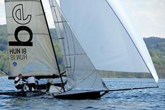 _DSF3816 (Frank Reger) Tags: bayern regatta skiff segeln segelboot 18ftammersee