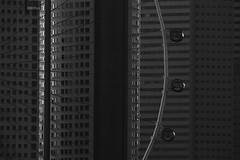 Singapore Flyer DSC0732 (KWsideB) Tags: city urban bw lines architecture blackwhite singapore cityscape patterns shapes monochromatic ferriswheel lowkey singaporeflyer