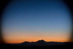 Pearubius Skyline Two (marcoamm_) Tags: blue trees sky mountain colors yellow skyline landscape rboles paisaje rbol montaa objetive