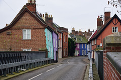 Bungay Bridge (EJ Images) Tags: road street uk houses england slr buildings town suffolk nikon nef colours market d750 dslr markettown eastanglia waveney 2015 bungay nikonslr colourfulbuildings waveneyvalley colourfulhouses nikondslr 24120mmlens suffolktown ejimages bungaystreet nikond750 bungaystreetview dsc416302