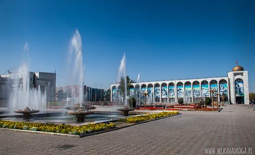 Centrum Biszkeku