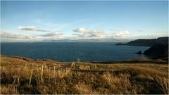 An Cnoc Breac (Senaid) Tags: fence scotland highlands nikon isleofskye scottish croft friday fenced minch photostitch panorma waternish d600 lochsnizort ascribislands knockbreck dubhard