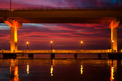 Indian River colors (Tedj1939) Tags: morning sky sun nature clouds sunrise river dawn seascapes predawn indianriver nikond7000