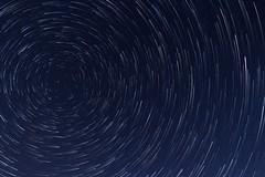 Racing around Polaris (les.boom) Tags: longexposure nightphotography slr startrails polaris northstar