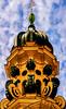 München, Turmspitze der Katholische Stiftskirche Skt Kajetan (Theatinerkirche) (Polybert49) Tags: church germany munich bayern deutschland bavaria oberbayern kirche monaco alemania tyskland allemagne hdr gemany germania duitsland odeonsplatz theatinerkirche münchen stiftskirche bundesrepublikdeutschland schwabing kajetan photomatix almanya niemcy federalrepublicofgermany германия agostinobarelli alemanne sonyslta55v bavière německo γερμανία républiquefédéraledallemagne germanujo heribertpohl landeshauptstadtmünchen ドイツ連邦共和国 henrietteadelheidvonsavoyen