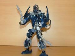 Toa Mezrok [2014] (~PWLirken) Tags: lego bionicle toa moc makuta mezrok