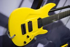 Aristides 080 (paul_ouzounov) Tags: musician music shop guitar bare knuckle guitars jackson custom esp prs namm kiesel 2016 carvin strandberg aristides zeiss55mm sonya7 namm2016