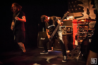 October 20th, 2014 // Heart Of A Coward at Kavka, Antwerp // Shots by Lisse Wets