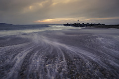 Go with the Flow (muddlemaker1967) Tags: seascape water clouds lens landscape flow nikon rocks shingle hampshire tamron 1735mm d700