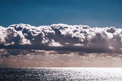 (migueenciso) Tags: blue sea espaa sun water clouds canon landscape 50mm lights spain background stm wallpapers 18 malaga marbella canon50mm18 70d vsco vscofilm vscocam