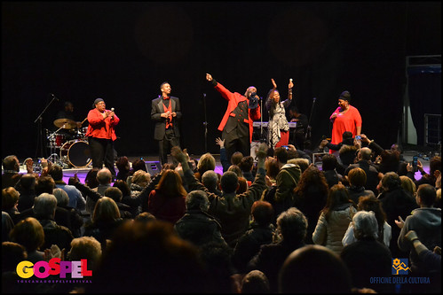 The Harlem Voices al Toscana Gospel Festival