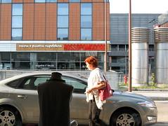 Fil rouge (supermario [oltre la CIGS]) Tags: street red people italy hair torino italia piemonte turin piedmont rossi capelli