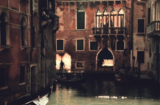 The perennial wonder of Venice is to peer at herself in her canals and find that she exists – incredible as it seems