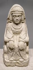Dama sentada (. M. Felicsimo) Tags: man ibero museoarqueolgiconacional