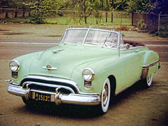 1949 Oldsmobile 76 Convertible (gswetsky) Tags: newjersey antique convertible oldsmobile 76