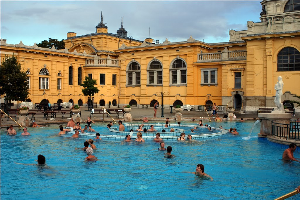 Baden-Baden-Germany-Spa-Vacation