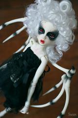 swan 02 (Hitsugi-Lou) Tags: girl doll dolls isabel bjd msd bjddoll dollchateau