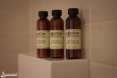 Verb Hotel (gigchick) Tags: boston bathroom hotel bottles massachusetts shampoo boutique conditioner showergel bolyston verb boutiquehotel verbhotel