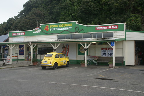 Grocery, Oban