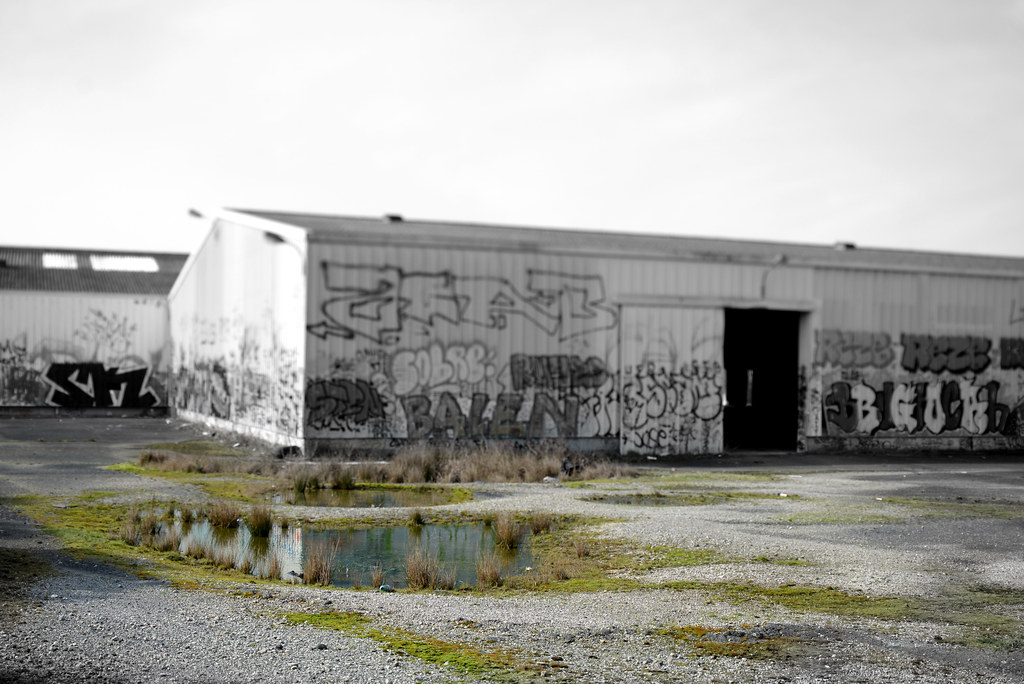Hangar tole good hangar en tle ondule with hangar tole for Permis de construire en zone agricole
