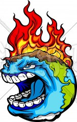 Burning Earth Cartoon Vector Illustration (thienan01) Tags: world green nature face illustration fire globe warm icons image symbol earth environmental illustrations icon images burning flame burn disaster scream angry planet environment symbols recycling eco cartoons vector flaming warming symbolic devastation global globalwarming earthday ecofriendly environmentally screeaming friendlycartoon
