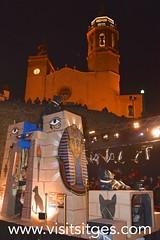 Rua de la Disbauxa Carnaval Sitges 2016 (Sitges - Visit Sitges) Tags: noche reina desfile carnaval rua disfraces sitges domingo nit carnestoltes diumenge 2016 disfresses disbauxa visitsitges