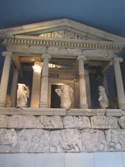 UK - London - Bloomsbury - British Museum - Ancient Greece collection - Nereid Monument (JulesFoto) Tags: uk england london bloomsbury britishmuseum nereidmonument ancientgreececollection