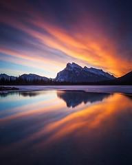 Vermilion Lakes, Alberta (SOVS43) Tags: alberta vermilionlakes