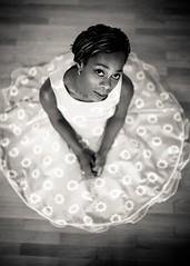 So Innocent ? (perspektive68) Tags: portrait woman art girl monochrome 35mm blackwhite dress floor sigma sonya7