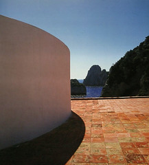 Adalberto Libera, Casa Malaparte, 1938-43. (POET ARCHITECTURE) Tags: italy house nature beautiful architecture capri casa poetry villa poet libera adalberto malaparte