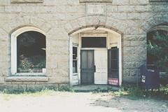 Pine, Colorado (seanmugs) Tags: door pine architecture mailbox colorado postoffice doorway vsco pinecolorado vscocam