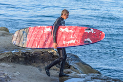 ArchitectGJA-9019.jpg (ArchitectGJA) Tags: ocean california people santacruz beach sport coast montereybay surfing cliffs steamerlane oneill wetsuit lighthousepoint lighthousefield marineanimals surfingsteamerlane gnarlyboard