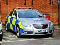 Warwickshire Police Force Ops Tasking Vauxhall Insignia BX62 FHE, Coleshill Police Station. (Vinnyman1) Tags: road uk england rescue car station television closed force traffic britain united great north police kingdom plate cctv number crime automatic gb operations service roads emergency insignia recognition circuit warwickshire services ops vauxhall coleshill unit 999 tasking rpu policing fhe anpr bx62