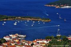 Spoon Island Istanbul Summertime (NATIONAL SUGRAPHIC) Tags: islands türkiye istanbul aerial turkei burgazada adalar cityscapephotography kaşıkadası spoonisland sugraphic ayhançakar newturkei nationalsugraphic