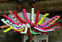 Artificial Flower Sale () Tags: india tamilnadu kumbakonam mahamaham