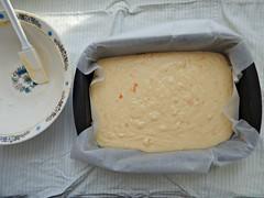 mannik-testo-v-forme (Horosho.Gromko.) Tags: orange cooking cake baking апельсин кулинария ibake выпечка рецепт semolinacake манник фоторецепт якулинар яповар