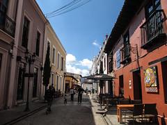 "San Cristóbal de las Casas <a style=""margin-left:10px; font-size:0.8em;"" href=""http://www.flickr.com/photos/127723101@N04/25023684304/"" target=""_blank"">@flickr</a>"