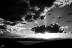 Cloudy Sky 03 (Abd-Elilah Ouassif) Tags: light sunset sky sun clouds landscape evening soleil twilight nikon outdoor lumire horizon coucher calm ciel morocco maroc nikkor nuages paysage soir crpuscule extrieur ouarzazate calme coucherdesoleil 2015 abdelilah ouassif d7000 18105mmf3556gvr