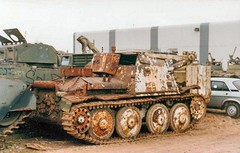 "Stormartillerivagn M-43 10 • <a style=""font-size:0.8em;"" href=""http://www.flickr.com/photos/81723459@N04/25045638602/"" target=""_blank"">View on Flickr</a>"